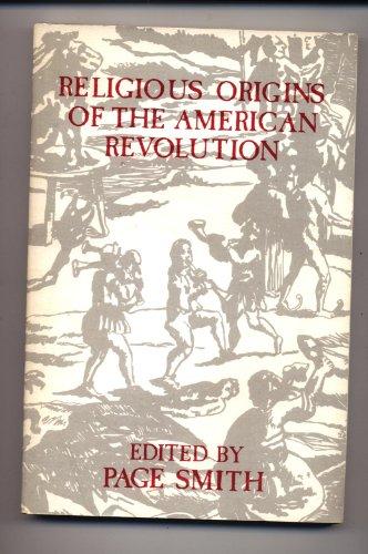 9780891301219: Religious Origins of the American Revolution