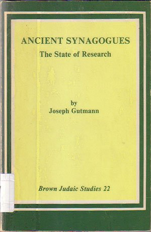 9780891304678: Ancient Synagogues, the State of Research
