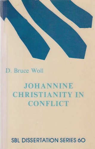 Johannine Christianity in Conflict: Authority, Rank, and Succession in the First Farewell Discourse...
