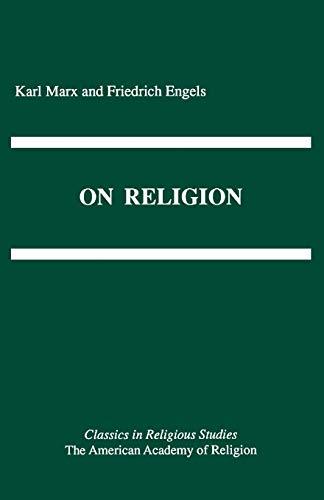 9780891305996: On Religion (AAR Classics in Religious Studies Series)