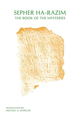 9780891306153: Sepher Ha-Razim: The Book of Mysteries (Sssa Special Publication)