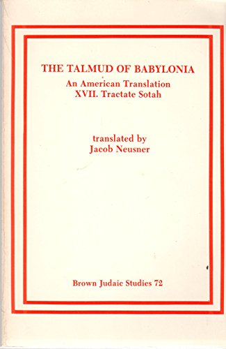 The Talmud of Babylonia: V 17: An: Jacob Neusner