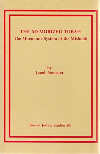9780891308676: The Memorized Torah