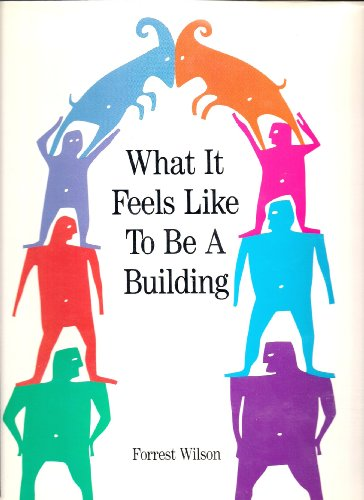 9780891331421: What it Feels Like to be a Building (Landmark Reprint Series)