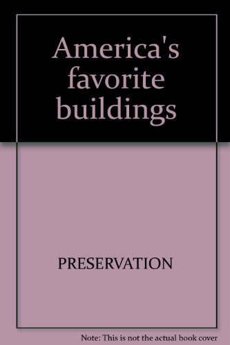 Americas Favorite Buildings: A Postcard Book: Preservation