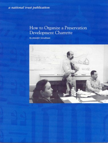 9780891335276: How to Organize a Preservation Development Charette