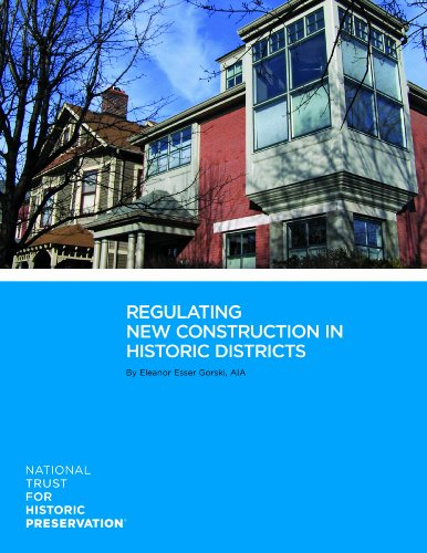 9780891335870: Regulating New Construction in Historic Districts