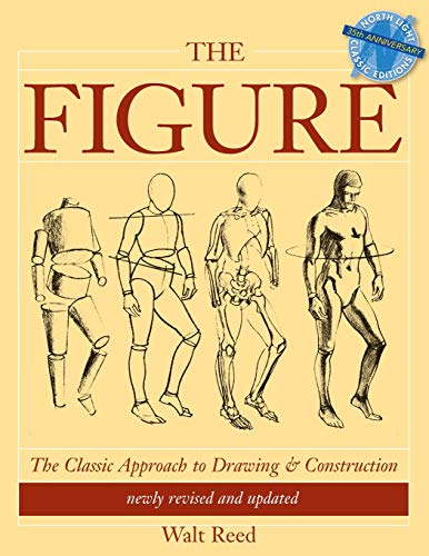 9780891340973: The Figure: The Classic Approach to Drawing & Construction