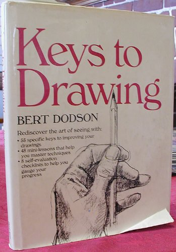 9780891341130: Keys to Drawing