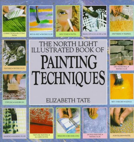 9780891341482: The North Light Illustrated Book of Painting Techniques