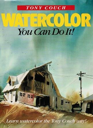 9780891341888: Watercolor, You Can Do It!
