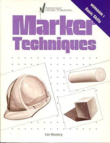 9780891342342: Marker Techniques: Basic Skills Workbk.1