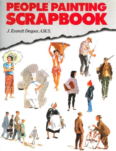 People Painting Scrapbook: Draper, J. Everett