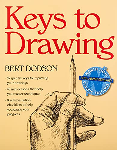 9780891343370: Keys to Drawing