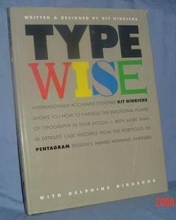 Typewise (0891343563) by Kit Hinrichs; Delphine Hirasuna