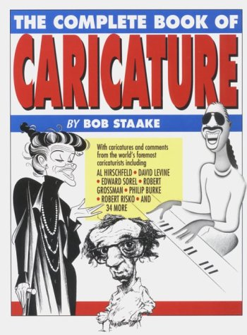 9780891343677: The Complete Book of Caricature