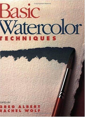9780891343875: Basic Watercolor Techniques (Art instruction)