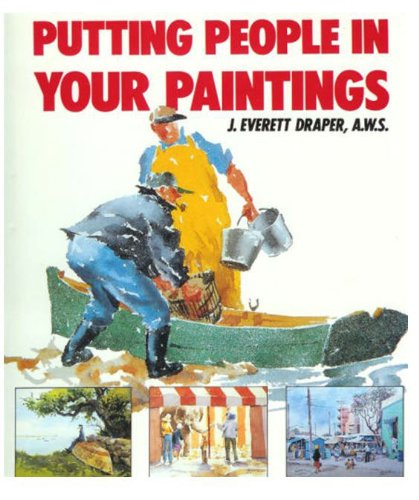 9780891344421: Putting People in Your Paintings