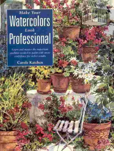 Make Your Watercolors Look Professional