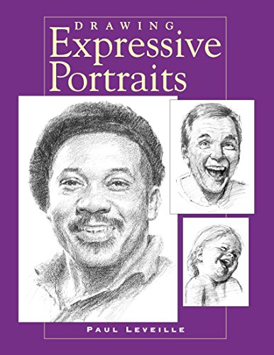 9780891346142: Drawing Expressive Portraits