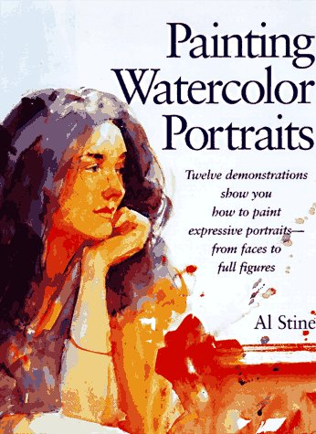 9780891346418: Painting Watercolor Portraits