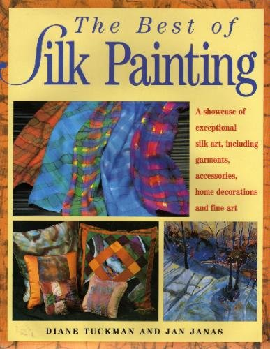 9780891347293: Best of Silk Painting
