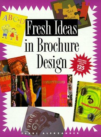 9780891347552: Fresh Ideas in Brochure Design