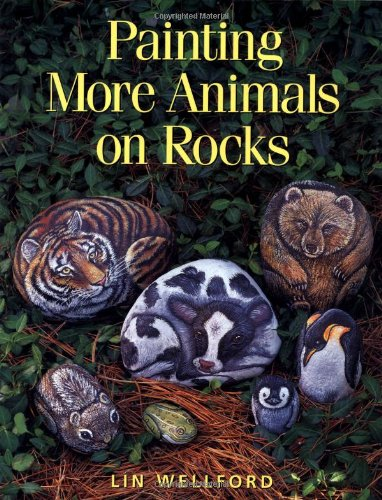 9780891348009: Painting More Animals on Rocks