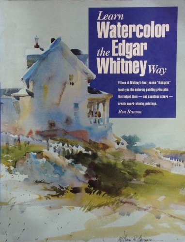9780891348085: Learn Watercolor the Edgar Whitney Way