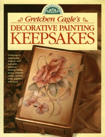 9780891348351: Gretchen Cagle's Decorative Painting Keepsakes