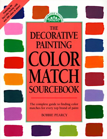 9780891348368: Decorative Painting Color Match Sourcebook