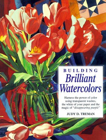 9780891348399: Building Brilliant Watercolors