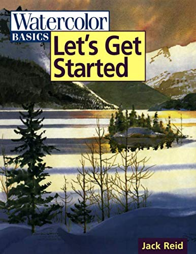9780891348672: Let's Get Started (Watercolor Basics)