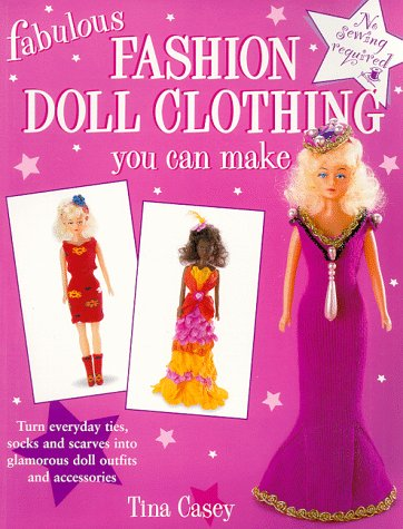 9780891348900: Fabulous Fashion Doll Clothing You Can Make