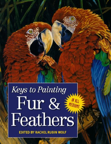 9780891349143: Keys to Painting - Fur & Feathers