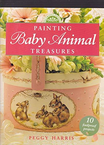 9780891349440: Painting Baby Animal Treasures