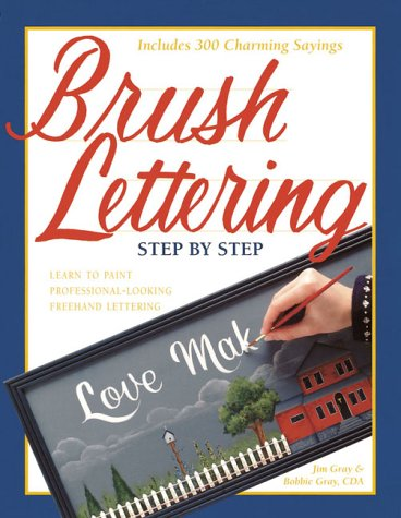 9780891349617: Brush Lettering: Step by Step