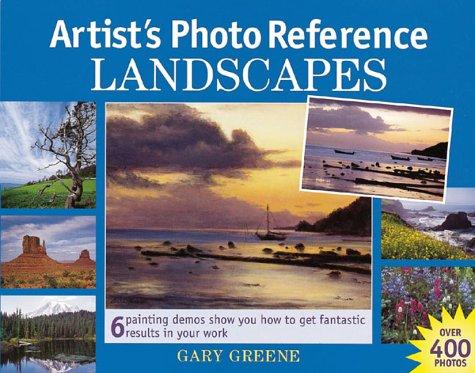 9780891349983: Artist's Photo Reference Landscapes