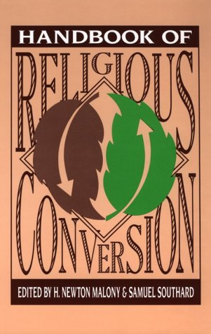 9780891350866: Handbook of Religious Conversion