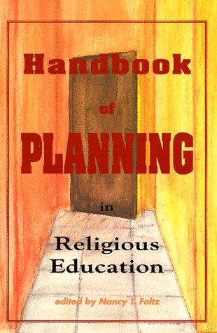 9780891351023: HANDBOOK OF PLANNING IN RELIGIOUS EDUCATION