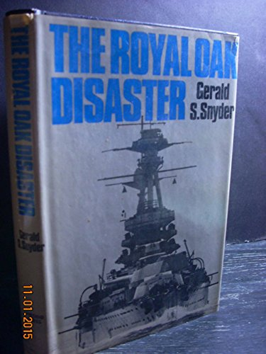 9780891410638: The Royal Oak Disaster