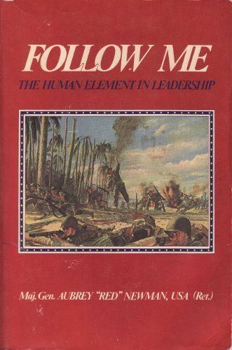 9780891411369: Follow Me: The Human Element in Leadership