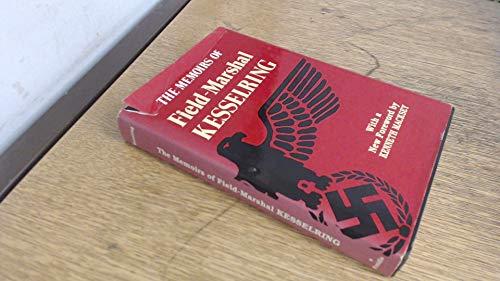 9780891413530: The Memoirs of Field-Marshal Kesselring
