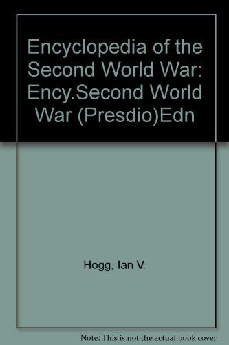 9780891413622: Encyclopedia of the Second World War