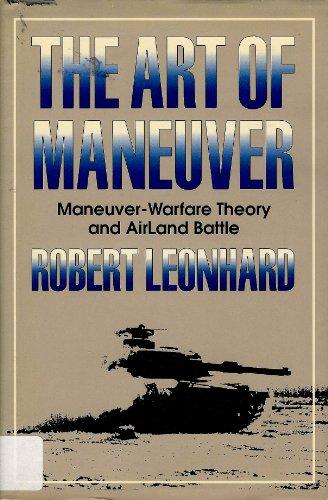 9780891414032: Art of Maneuver