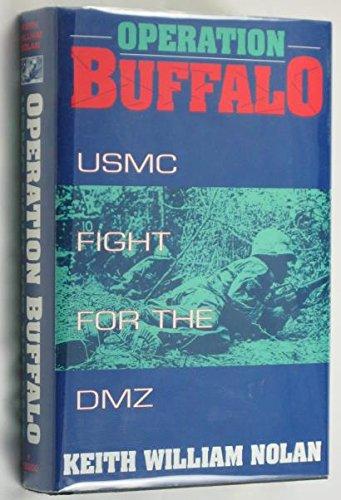 9780891414179: Operation Buffalo: USMC Fight for the DMZ