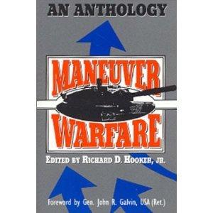 Maneuver Warfare: An Anthology: Hooker, Jr., Richard