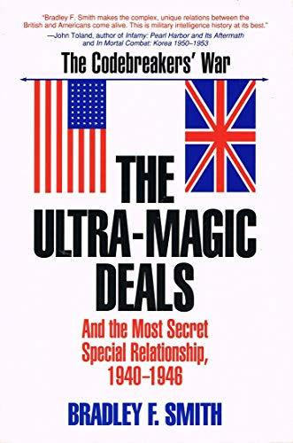 9780891415244: The Ultra Magic Deals: The Codebreaker's War