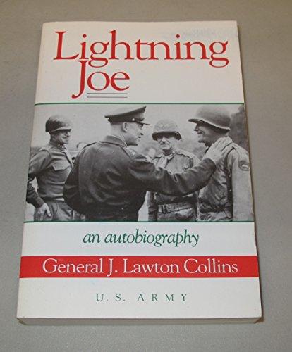 Lightning Joe: An Autobiography: Collins, J. Lawton