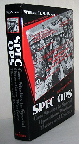 9780891415442: Spec Ops: Case Studies in Special Operations Warfare : Theory & Practice